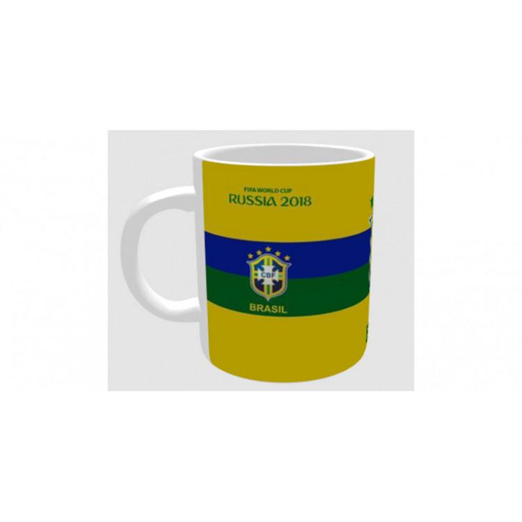 Caneca Copa 2018 - Cerâmica